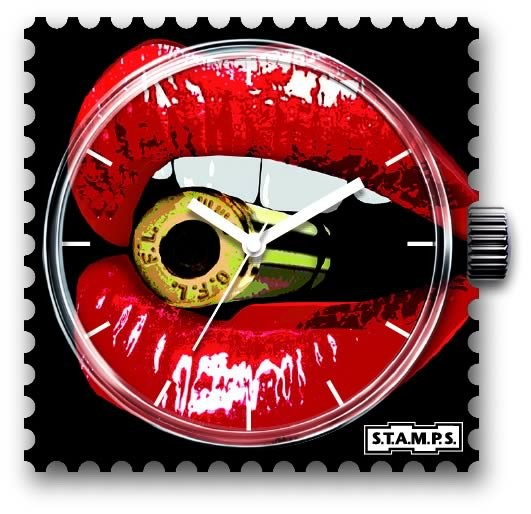 Stamps Uhr Water-Resistant Bullet Proof