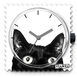Stamps Uhr Catwoman