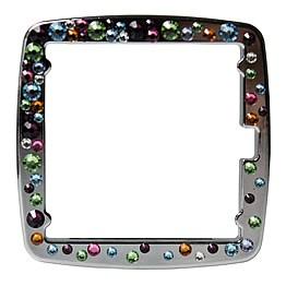 Full Metal Jack Rahmen - Diamond Colourful