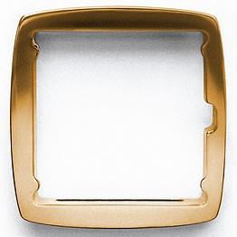 Stamps Full Metal Jack Rahmen Gold matt