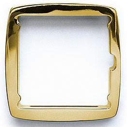 Stamps Full Metal Jack Rahmen Gold brilliant