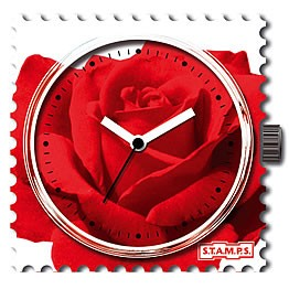 Stamps Uhr Rose Scented