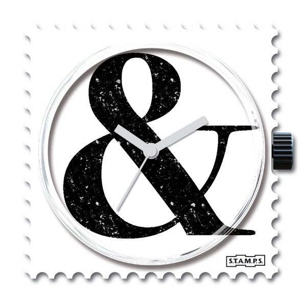 Stamps Uhr And