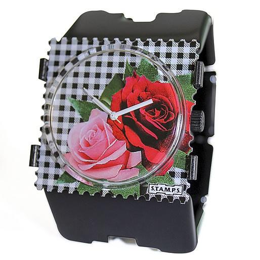 Stamps Armband Belta Cross Black
