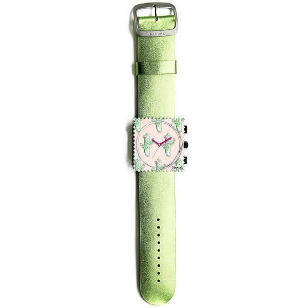 Stamps Armband Glitter Green
