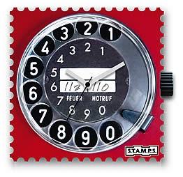 Stamps Uhrenmotiv Call Me