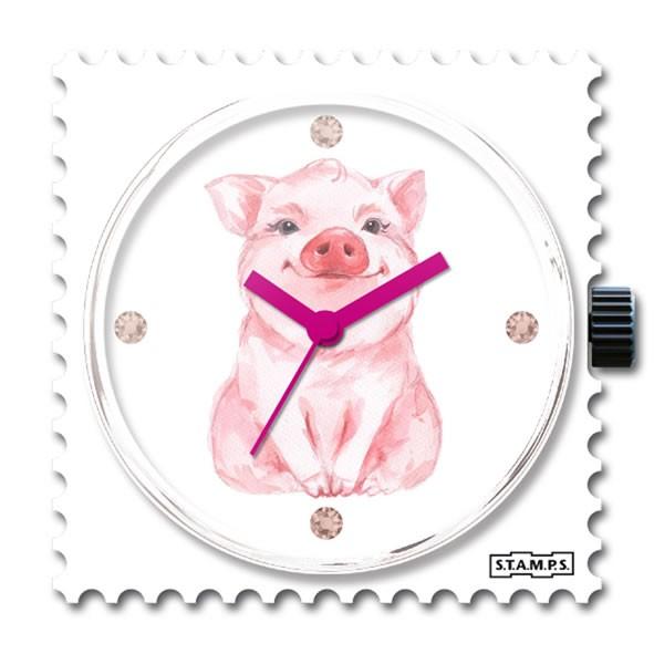 Stamps Babe, mit Swarovski Steinen