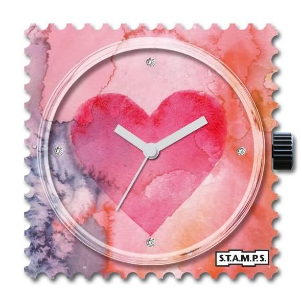 Stamps Uhr Heart Final with Swarovski Crystals