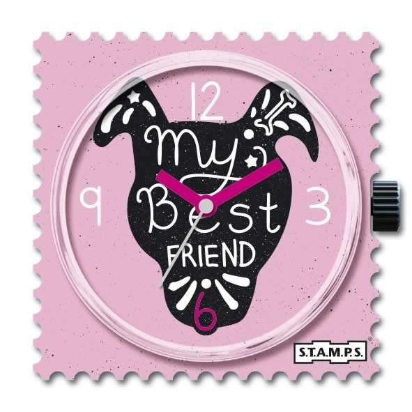 Stamps Uhr Best Friend