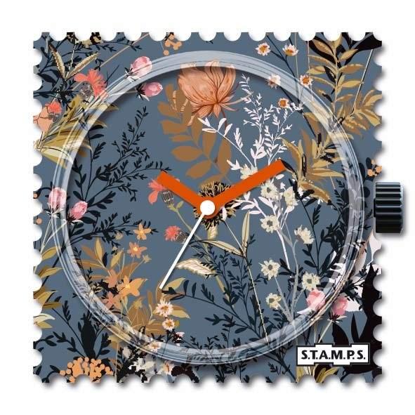 Stamps Autumn Flower