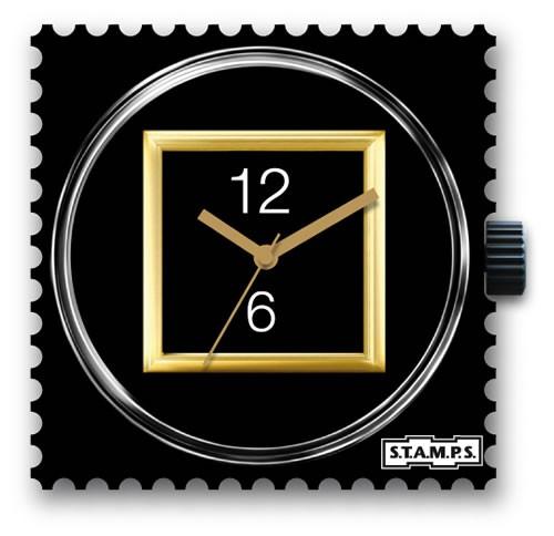 Stamps Uhr Black Dream