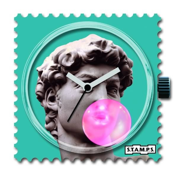 Stamps Chewing Gum