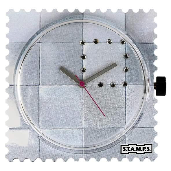 Stamps Uhr Diamond Square