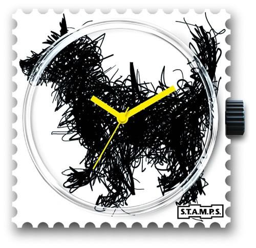 Stamps Uhr Scotty
