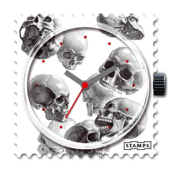 Stamps Uhr Water-Resistant Nightmare