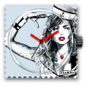 Stamps Uhr Water-Resistant Ahoi