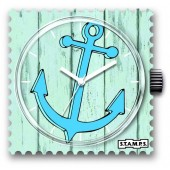 Stamps Uhr Water-Resistant Anchor