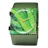 Stamps Armband Belta Metallic Green