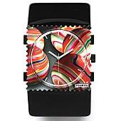 Stamps Armband Belta Black