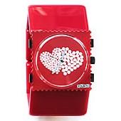 Stamps Armband Belta Rot