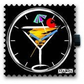 Stamps Uhr Cheers