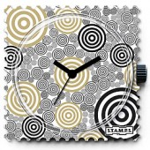 Stamps Uhr Circle Game