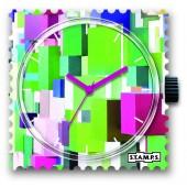 Stamps Uhr Colour Cube