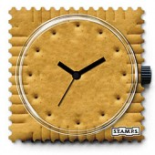 Stamps Uhr Cookie