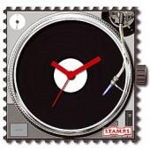 Stamps Uhr DJ