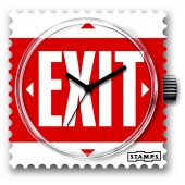 Stamps Uhr Water-Resistant Exit
