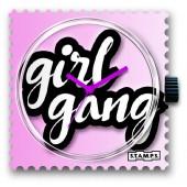 Stamps Uhr Girl Gang