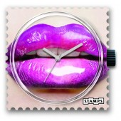 Stamps Uhr Glossy Lips
