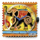 Stamps Uhr Holy Elephant
