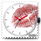 Stamps Uhr Kiss Me