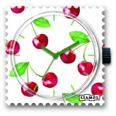 Stamps Uhr Merry Cherry