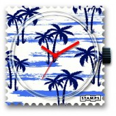 Stamps Uhr Water-Resistant Palm Beach