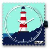 Stamps Uhr See Light
