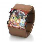 Stamps Armband Belta Brown 08
