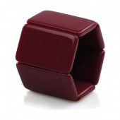 Stamps Armband Belta Bordeaux