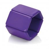Stamps Armband Belta Dark Violet