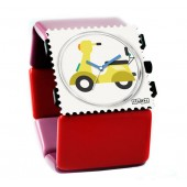 Stamps Armband Belta 70's Violet