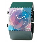 Stamps Armband Belta Classic Green
