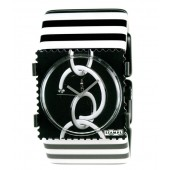 Stamps Armband Belta Stripes Black & White