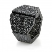 Stamps Armband Belta Y Glitter Silver