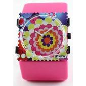 Stamps Armband Belta Pink