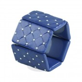 Stamps Armband Belta Royal Blue