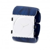 Stamps Armband Belta Shape Shadow Blue
