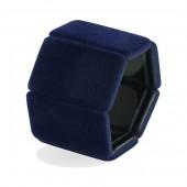 Stamps Armband Belta Velvet Dark Blue