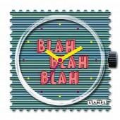 Stamps Uhr Blah