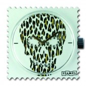 Stamps Diamond Skully Leo